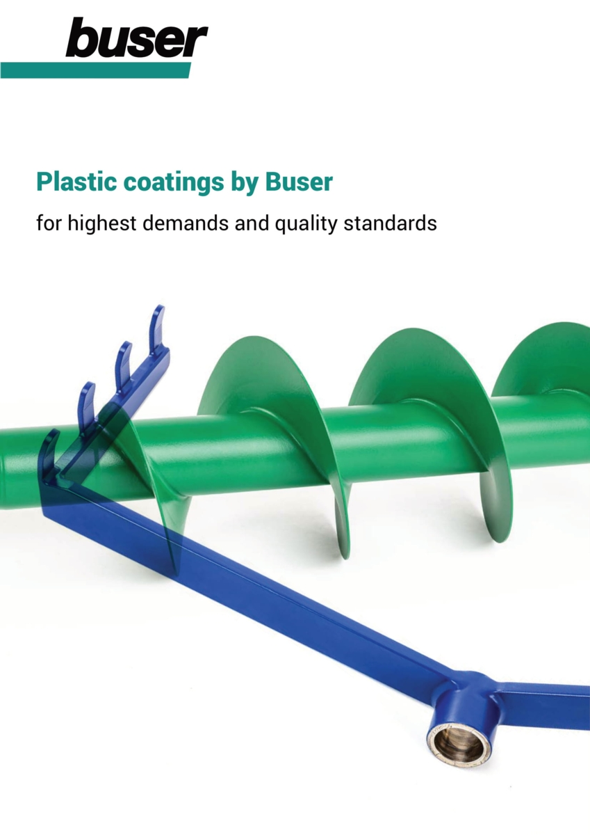 Plastic coatings – surfaces with superior properties